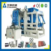 zenith concrete block making machine