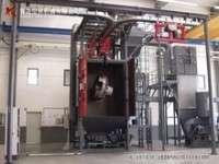 Hook Type Airless Shot Blasting Machine Manufacturer