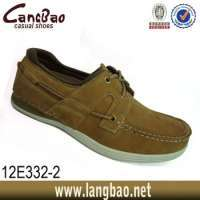 MEN FLAT BOAT Formal Shoe