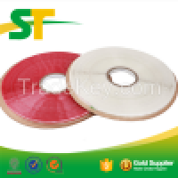 Resealable Double side adhesive bag sealing tape to seal OPP bags Manufacturer