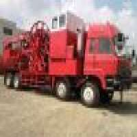 Workover rig chassis GW5460 continuous oilpipe working Manufacturer