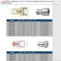 HYDRAULIC QUICK COUPLING ISO7241B POPPET VALVE Manufacturer