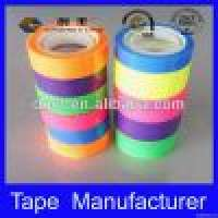 Garment Elastic Tape and Colorful Stationery Tape Sealing Manufacturer