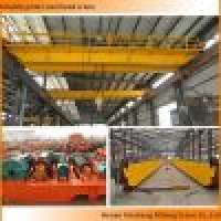 double girder overhead bridge crane Manufacturer