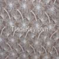 Light white cotton fabric spikes pattern Manufacturer