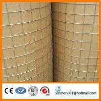 Galvanizedpvc coated welded wire mesh 6x6 reinforcing welded wire m Manufacturer