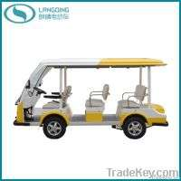 ELectric Sightseeing car Shuttle bus LQY081A Manufacturer