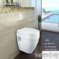 Design Ceramic Wallhung ToiletHanging Toilet Manufacturer