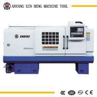 CK6142A high precision cnc lathe machine pan of guideway 350mm Manufacturer