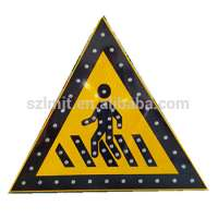 blinking LED pedestrian crossing light Manufacturer