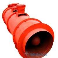 Tunnel Ventilation Axial Fan Underground Mine Ventilation Blower Manufacturer