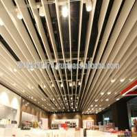 Aluminum baffle false ceiling Manufacturer