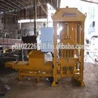 Concrete Hollow Blocks Machine