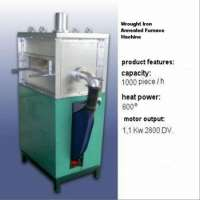 Wrought Iron Anneal Furnace Manufacturer