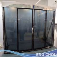 Stainless steel 316 automatic sliding door yacht Manufacturer
