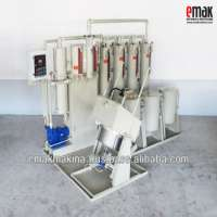 GoldPlatinum Refining & Recycling Machine 50kg Manufacturer