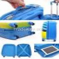 Children luggage trolley case school bag egg case Manufacturer