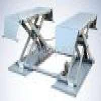 Mid rise movable scissor lift Manufacturer