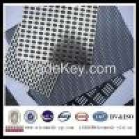 wire mesh Perforated metal punching hole meshes many kind of materials and specifications Manufacturer