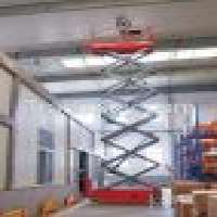 Scissor lift 8 meters Manufacturer