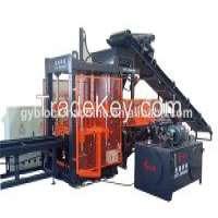 Automatic hydraulic concrete block making machine hollow block machine  Manufacturer