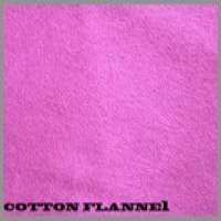 Dyed colors cotton flannel brushed cotton fabric Manufacturer