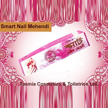 Nail Henna Smart Nail Henna Paste indian henna Mehendi