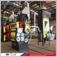 tumble belt airless shot blasting machinery Manufacturer