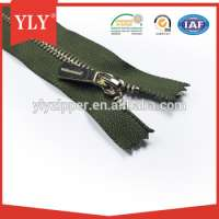 ykk metal zipper Manufacturer