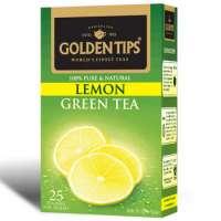 Lemon Green Tea 25 Tea Bags Manufacturer
