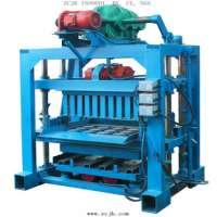 concrete hollow block making machine Manufacturer