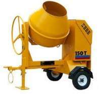 Batching Cement Concrete Mixer