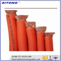 Single Core Conductor Power Cable Flexible Copper Welding Cable Manufacturer