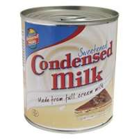 Full Cream Sweetened Condense Milk