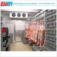 Customized Cold Room Project Deep Freezer Frozen Meat Bitzer Condensing Unit Manufacturer