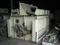 Ginning Machinery for Cotton