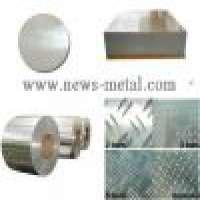 Aluminum Checkered Plate and Aluminum Foil Manufacturer