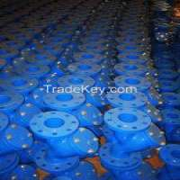 DIN PN10PN16 Cast Iron Y strainer DN15DN400 Manufacturer