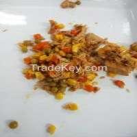 canned tuna vegetables Manufacturer