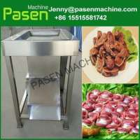 gizzard peeling machinechicken gizzards processing machineduck gizzard peeler machine Manufacturer