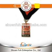 police military car metal badge Manufacturer