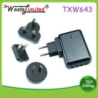 USB port mobile charger kit travel