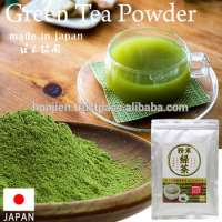 Easy to prepare convenient powdered green tea jasmine green tea