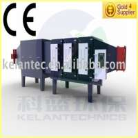 industrial air filter PVC production line oil mist collecting