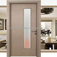 waterproof and easy clean Pvc Door Manufacturer