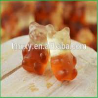Cola Bear Gummy Jelly Candy Sweets Soft Gummy Candy Coated Oil