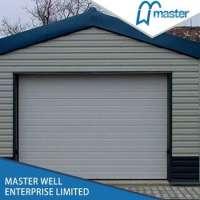Security Door Stainless Steel Automatic Sliding Garage Gate Door Manufacturer