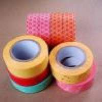 Adhesive Tape Roll and washi tape scrapbook masking gift packaging Crafts decoration Manufacturer
