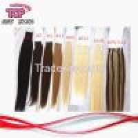 Crepe Paper Masking Tapes and Human Remy Blonde Tape In Hair Extensions 40 pieces Skin Weft Hair extensions Manufacturer