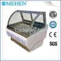 Display Freezer showcase freezer push cart Manufacturer